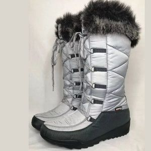 Kamik Porto Women's Waterproof Winter Boots 9